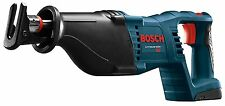 BOSCH CRS180B RECON 18 Volt Lithium-Ion 18V Cordless Reciprocating Saw TOOL ONLY