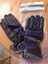 NOS- WOLFF OF CANADA LEATHER GLOVES SIZE L FreeshipUS+CAN