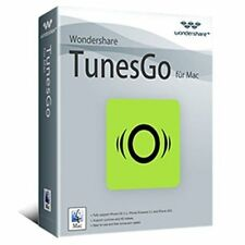 Wondershare TunesGo MAC 8.0 -lifetime Vollversion ESD Download !
