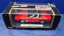 1996 Corvette Coupe In Red with Tan int by Maisto 1:18 scale NIB