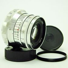 INDUSTAR-26m f2.852mm -- 10 blades-- MADE in USSR №1473975