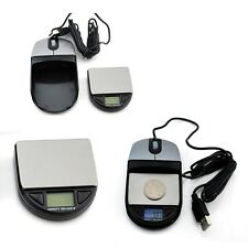 500g 0.1g Portable Pocket Digital Mouse Scale Jewelry Scale g/tl/ct/oz/gn