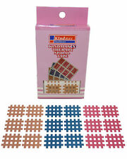 24x Mix Cross Kindmax 4 Farben 28mm x 36mm Kinesiologie Tape Kinesiology