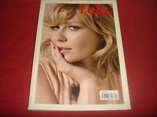 LULA MAGAZINE #5 Kirsten Dunst Guest Editor Rare Cover Lily Cole 2007