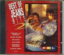 Jeans Hits-Best of 2 (1993) Jacquie Virgil, Muddy Waters, Desmond Dekker,.. [CD]