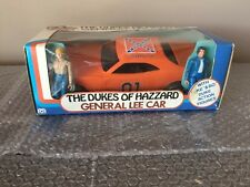 Vintage 1981 Mego Dukes of Hazzard General Lee 3 3/4 Bo -Luke Action Figures MIB