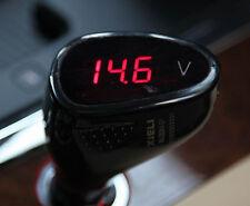 Batterie KFZ-Tester XIELI Voltmeter Autobatterie Zigarettenanzünder 12V Anzeige