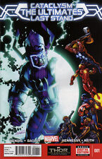 CATACLYSM The Ultimates' Last Stand #1 New Bagged