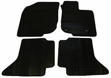 TOYOTA HI LUX 2011 ONWARDS RUBBER FLOOR MAT MATS FRONT TAILORED FIT NEW