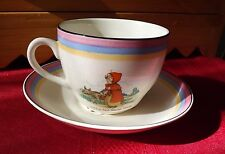Soho Ambassadorware - Fairy Tale Cup and Saucer - Red Riding Hood
