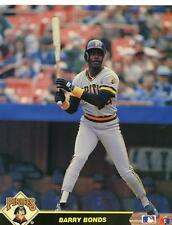 BARRY BONDS PITTSBURGH PIRATES CMC UNSIGNED 8X10 PHOTO