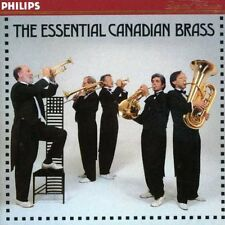 Canadian Brass - Essential [New CD]