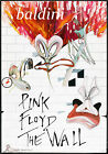 PINK FLOYD - HIGH QUALITY EARLY VINTAGE 1982 CONCERT POSTER, LOOKS GREAT FRAMED