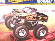 Quadzilla Monster Truck Model kit