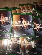 Battlefield 1 Early Enlister Deluxe Edition - Xbox One - NEW SEALED - FAST SHIP