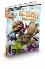 Little Big Planet 3 Signature Series Strategy Guide  by BradyGames (Paperback)