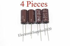 4x Capacitor Nichicon 680uF 35v 105C 12.5x25mm. Radial. US Seller