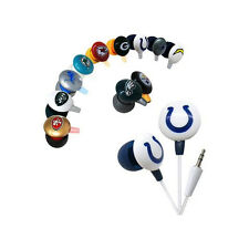 iHip NFL Officially Licensed Mini Earbuds ST LS RAMS