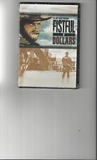 A FISTFUL OF DOLLARS/Clint Eastwood/NEW DVD/THIN CASE/BUY 4 ITEMS SHIP FREE