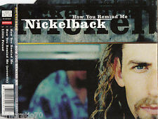 NICKELBACK How You Remind Me CD Single