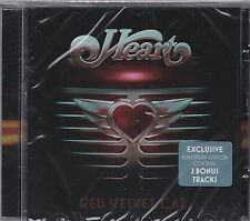 Heart - Red Velvet Car   CD     NEU+OVP/SEALED!