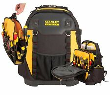 Stanley Fatmax Tool Backpack Box Bag Plumbers Electricians Rucksack 1-95-611 NEW