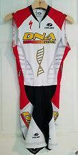 VOLER, Made in USA, Women's Tri Suit Skinsuit One Piece, Large, L, DNA Cycles