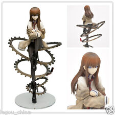 Hot!Japanese Anime Steins Gate Kurisu Makise 1/8 24cm PVC Figure New in box