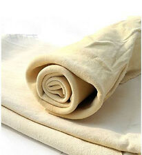 Car Nature Real Leather Washing Cloth Cleaning Towel Wipes Chamois Clean Cham