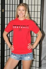 Nebraska Cornhusker NCAA football t shirt - Red - Small