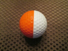 PING GOLF BALL/S-MEDIUM ORANGE/WHITE PING EYE 2 #2..LA PURISIMA GOLF CLUB LOGO