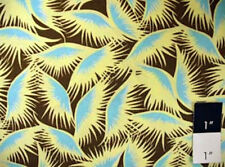 Amy Butler Belle Eyelashes Blue Cotton Fabric By Yard