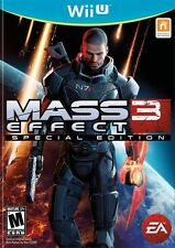 NEW Mass Effect 3 Wii U 2012 NTSC