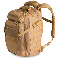 First Tactical Specialist 1-Day Military Army Hiking Backpack Rucksack Coyote