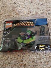 LEGO 30303 Joker Bumper Car Batman Movie DC Super Heroes Polybag