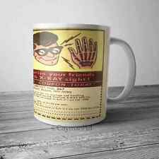 x ray glasses band  vintage x ray glasses comic book ad mail in order form toy on new coffee
