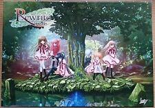PC GAME Rewrite First Limited edition Ltd KEY Visual Novel BISYOUJO USED