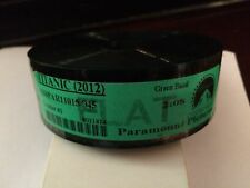 Titanic -35mm -  2012 Movie Trailer #1 - Highly Collectible & Extremely Rare