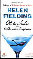 Audio book - Olivia Joules & The Overactive Imagination by Helen Fielding - Cass