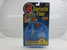"""Fantastic 4 Four CLEAR INVISIBLE WOMAN 5"""" Action Figure 45112 NEW 1994 Toy Biz"""