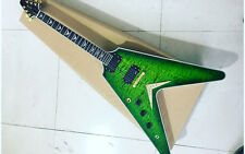 "Custom Flying V electric guitar Kouzex Guitars ""Venom"" made to order, right/left"