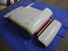 Beechcraft Baron B-55 Lower Engine Cowling LH P/N 96-910011-626 (0116-96)