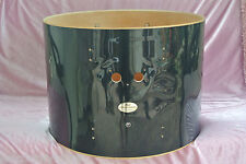 """PEARL FORUM SERIES 22"""" BLACK BASS DRUM SHELL for YOUR DRUM SET! LOT #T822"""