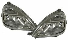 Front clear headlights front lights H7/H4  for Mercedes A class W168 97-04