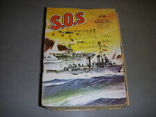 BD Pt Format S.O.S n° 66 1964 Editions AREDIT ARTIMA BD GUERRE