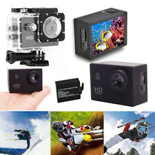 1080P 5MP Helmet Sports DV Cam HD Action Waterproof 30M Video Camera for SJ