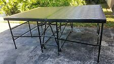 Sico Church Portable Stage Mobile Stage Risers 6' x 8' x 3' feet $599. obo