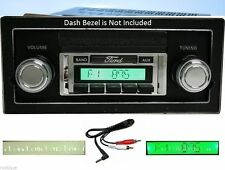 1975-1979 Ford Truck Radio w/ iPOD Dock & FREE Aux Cable  630 II Stereo **