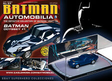 COLECCION COCHES DE METAL ESCALA 1:43 BATMAN AUTOMOBILIA Nº 63 ODYSSEY #1