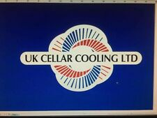 Marstair BEER Cellar Cooling System Installed FREE anywhere in UK Large Cellar